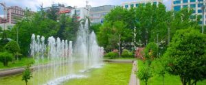 حدائق انقرة