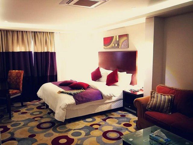 فندق جولدن توليب بالباحة