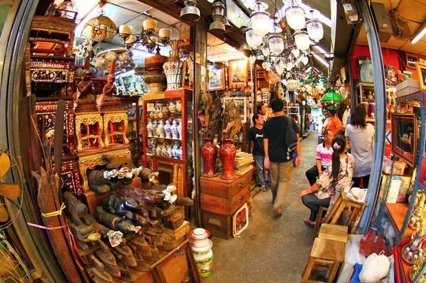 بازار مرمريس الكبير تركيا
