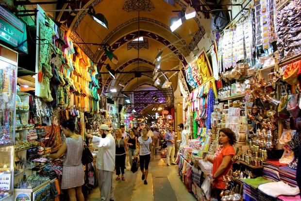 بازار مرمريس الكبير