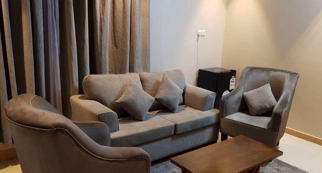 موقع فندق الحوراء املج في السعودية
