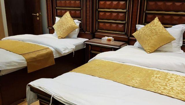 موقع فندق الحوراء املج