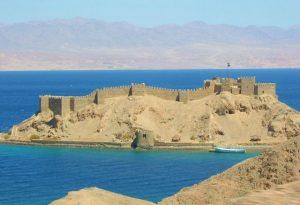 جزيرة فرعون بطابا