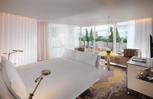 افضل فنادق لندن 5 نجوم