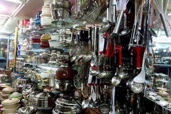 السوق الكويتي بمدينة راس الخيمة