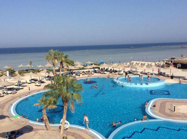 اجمل فنادق في مرسى علم