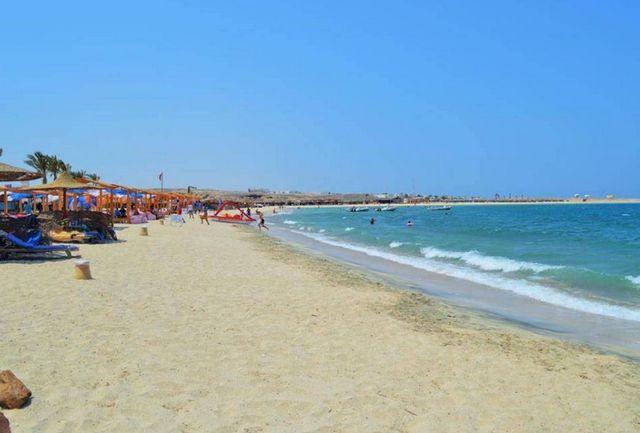 ما يميز شواطئ مرسى علم