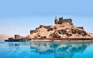 قلعة صلاح الدين بطابا