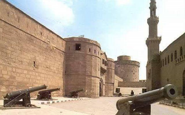 رسوم دخول قلعة صلاح الدين بطابا