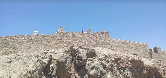 موقع قلعة صلاح الدين بطابا