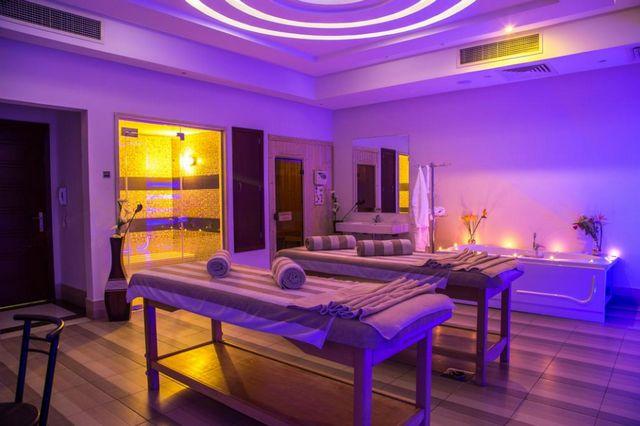 موقع فندق سيرينتي مكادي في الغردقة مصر