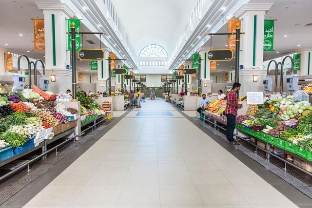 سوق الجبيل في إمارة الشارقة
