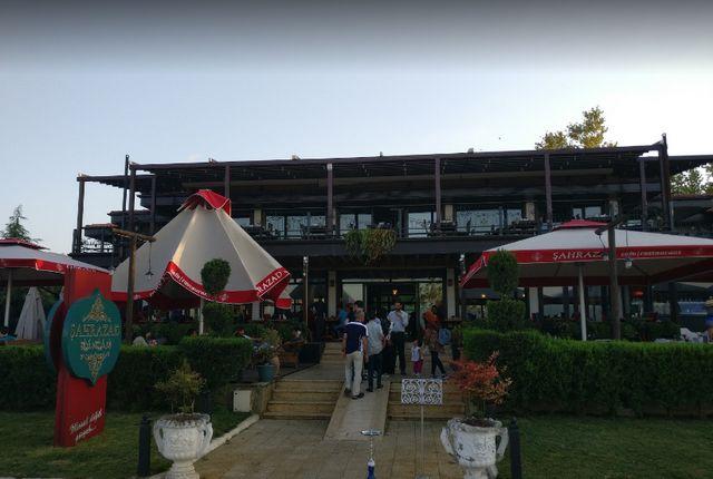 اجمل مطاعم سبانجا