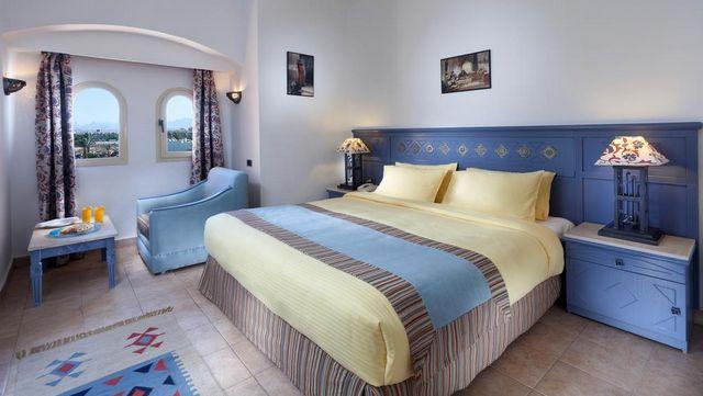 غرف فندق صن رايز مكادي الغردقة