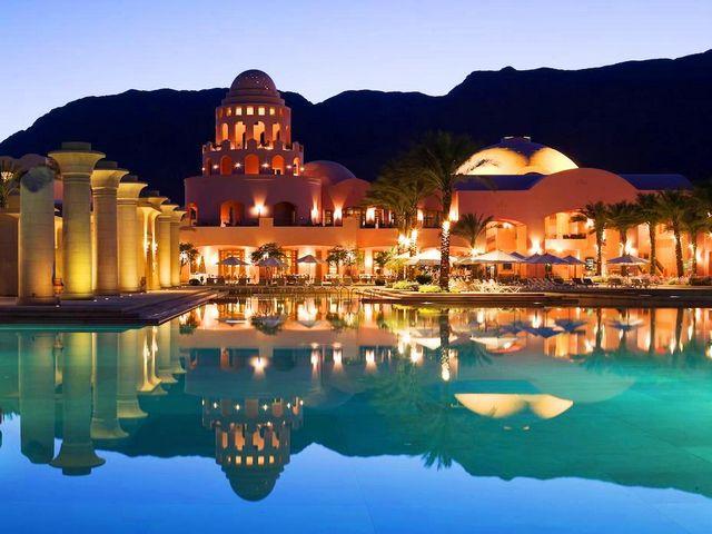 فنادق مرتفعات طابا مصر