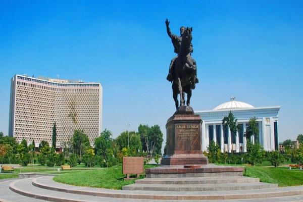 مدينة طشقند