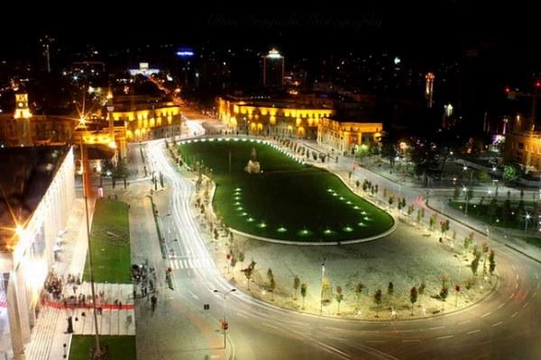 تيرانا ألبانيا