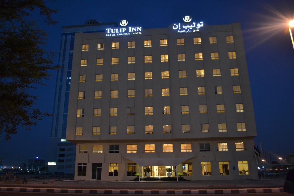 فندق توليب ان راس الخيمة