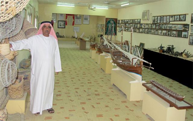 متحف ام القيوين من متاحف الامارات الشهيرة