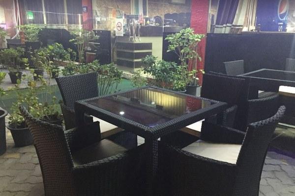 مطعم بيت المندي ام القيوين