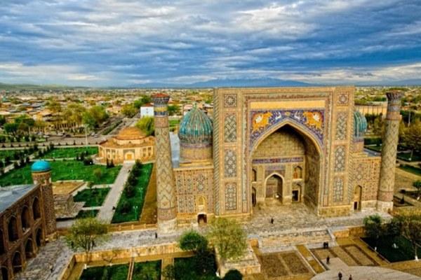 اوزباكستان سياحة