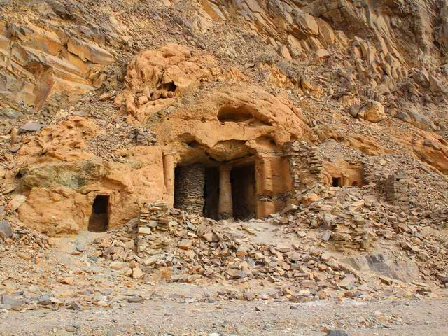 محمية وادي الجمال بمرسى علم بمصر