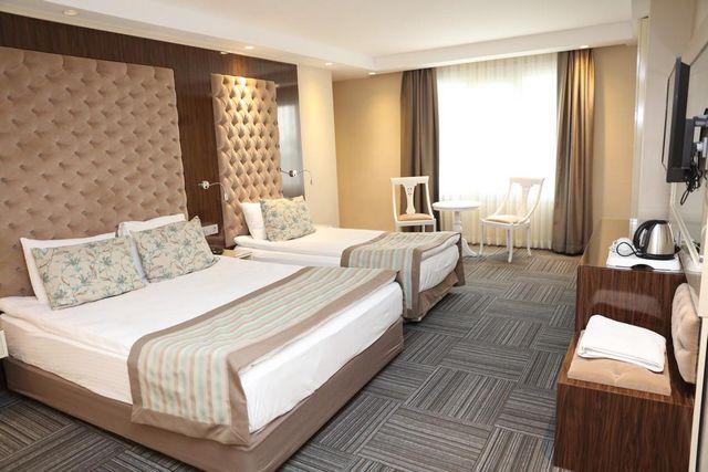 توفّر ارخص فنادق انقرة خدمات ومرافق مقبولة إلى حدٍ كبير