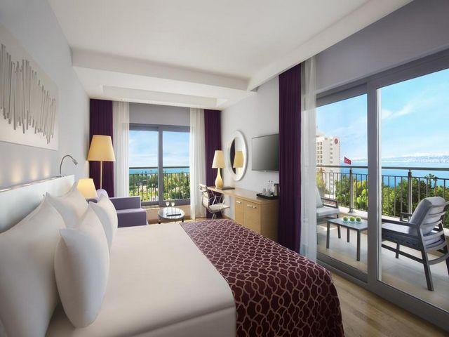 تعرّف معنا على اجمل فنادق 4 نجوم انطاليا