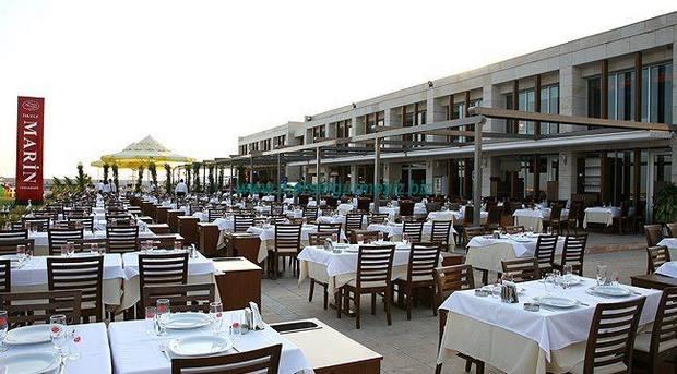 مطاعم مرسين تركيا