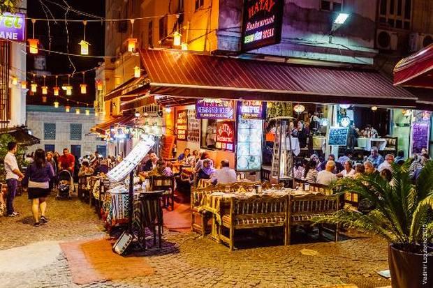 مطاعم مرسين بتركيا