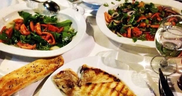مطاعم في مرسين