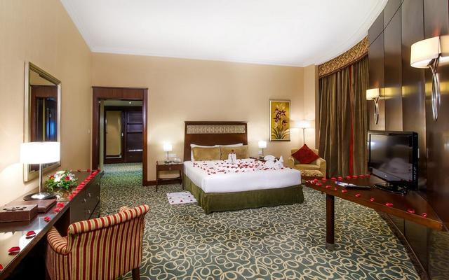 فندق كونكورد من فنادق الفجيرة 5 نجوم المميزة