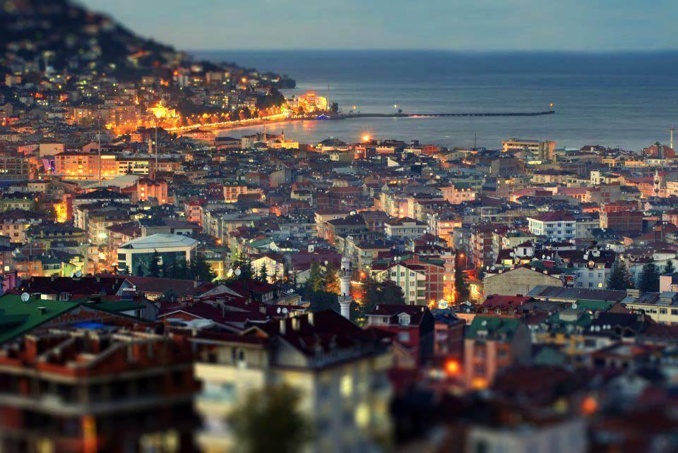 اين تقع مدينة اوردو التركية