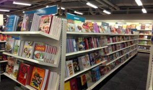 الكتب في مكتبة جرير الجبيل