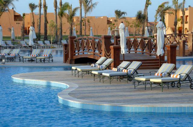 فندق جاز جراند ريزورت من افضل فنادق اكوا بارك في مرسي علم
