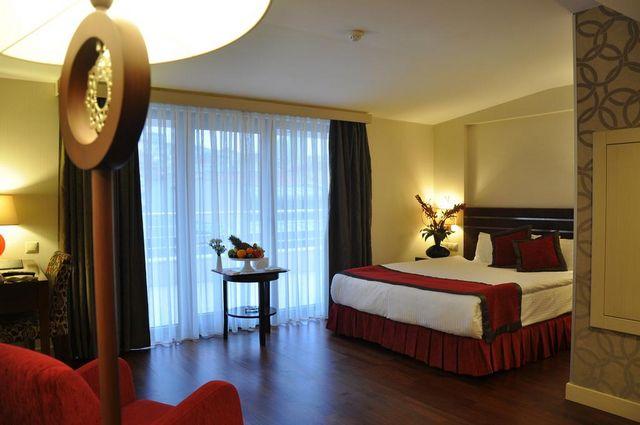 فنادق رخيصة في انقرة وبديكورات ومرافق رائعة