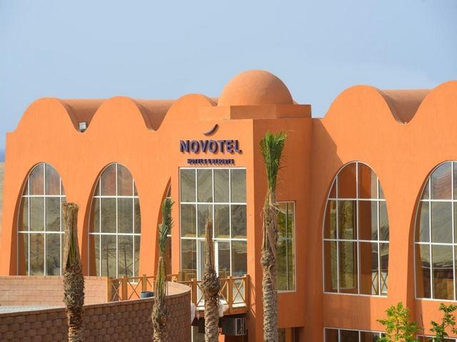 فندق نوفوتيل بمدينة مرسى علم