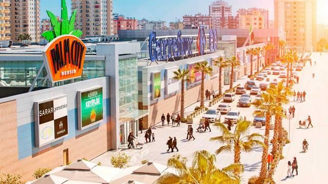 اسواق مدينة مرسين التركية