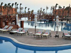 فندق ريستا جراند مرسى علم