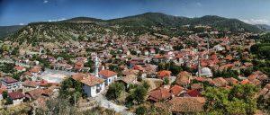 موقع مدينة سكاريا في تركيا
