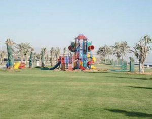 حديقة الشيخ زايد في ام القيوين بالامارات