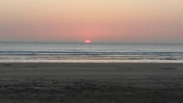 شاطئ اشقار طنجة