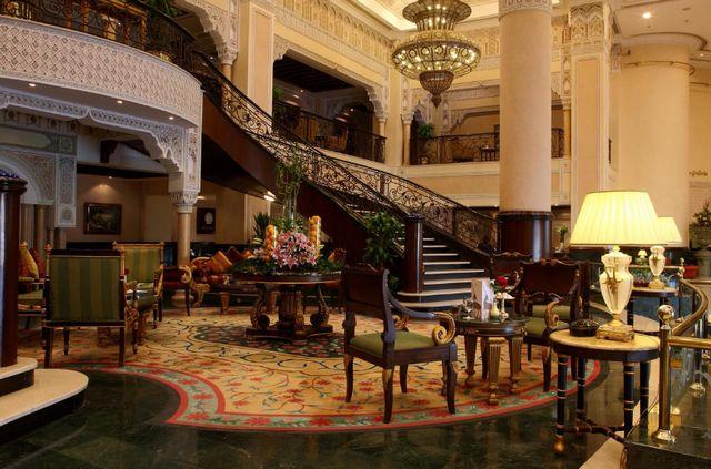 فندق الانتركونتننتال الاحساء
