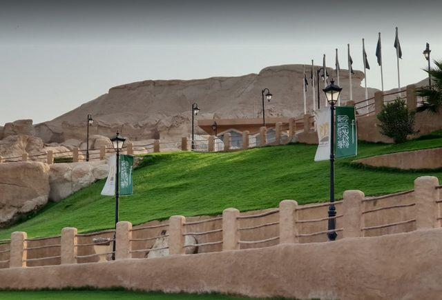 حديقة الحيوان في الاحساء السعودية