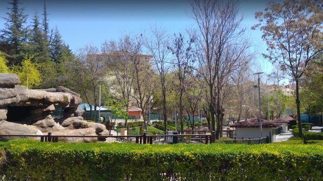 حديقة حيوانات انقرة الرائعة