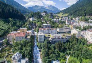 باد جاستن افضل مدن النمسا