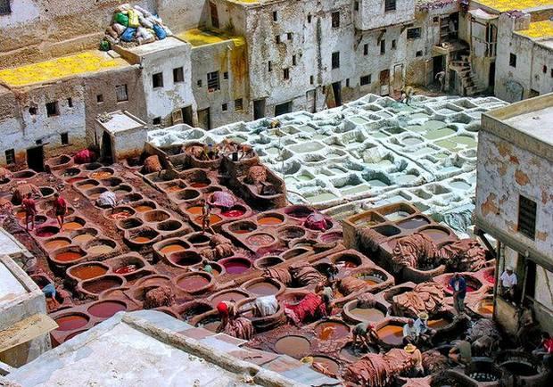 متحف البطحاء فاس في المغرب