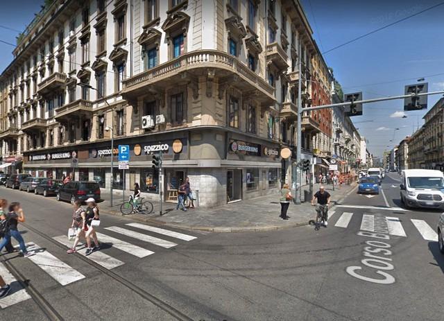شارع بوينس ايرس في ميلان