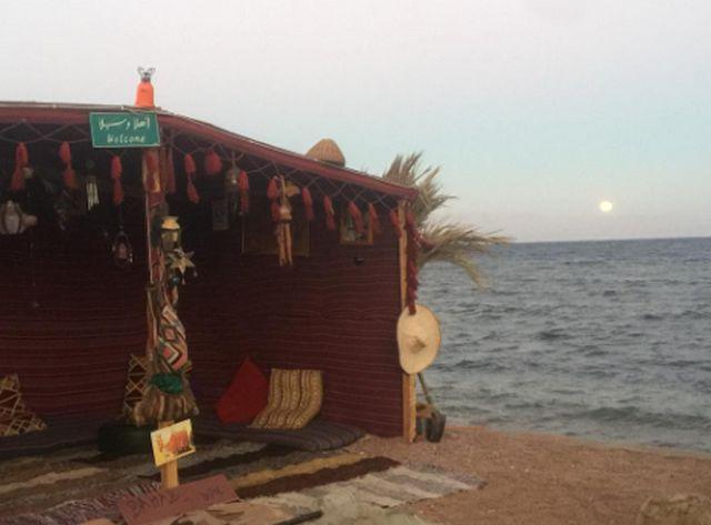 فندق خليج دهب في دهب