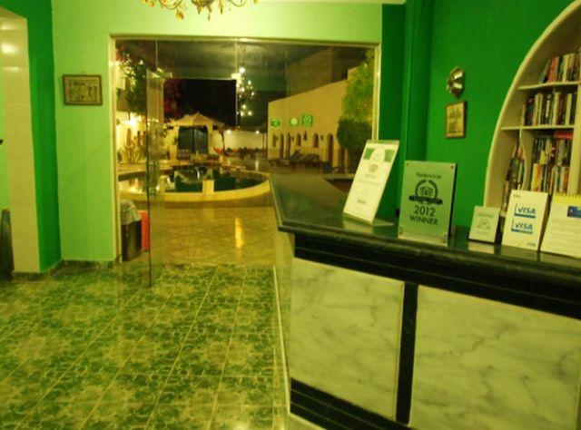 فندق دهب بلازا بمدينة دهب